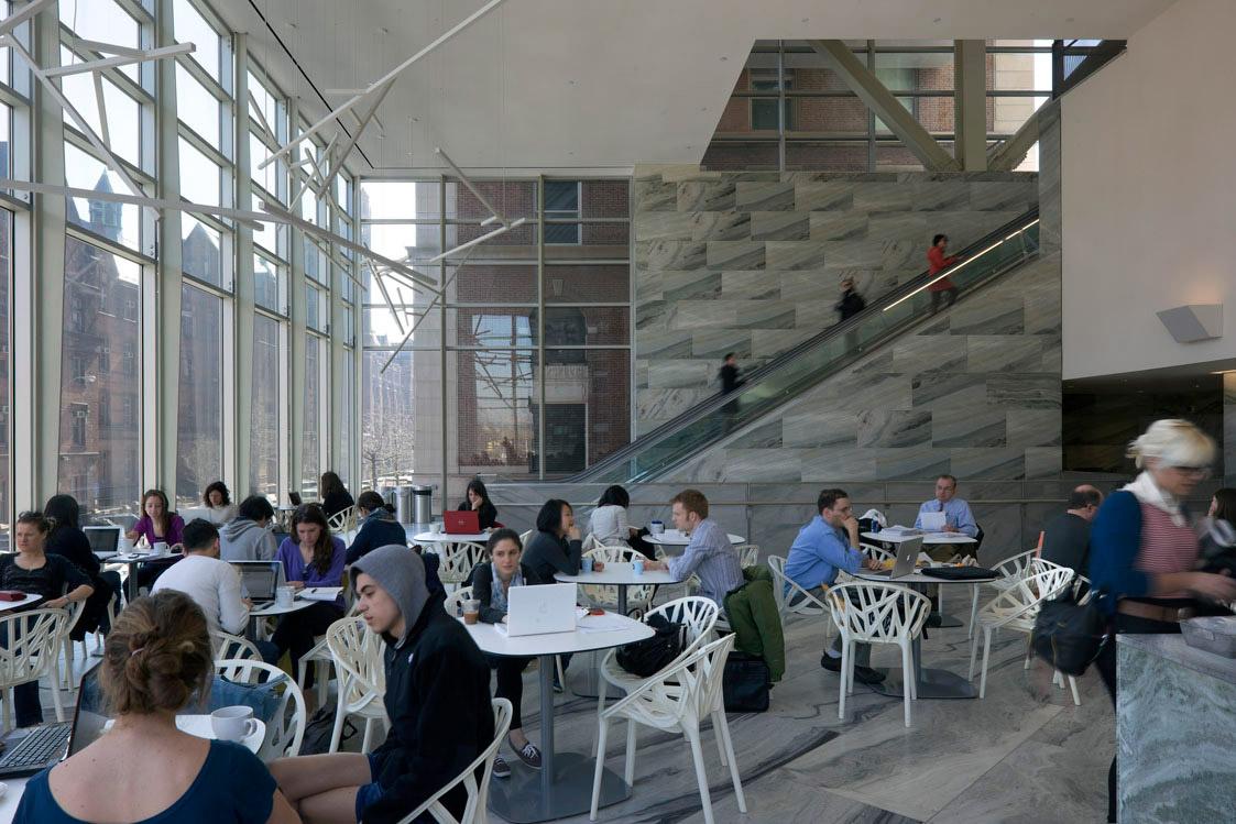 LABORATORIES BUILDING FOR COLUMBIA UNIVERSITY – Rafael Moneo