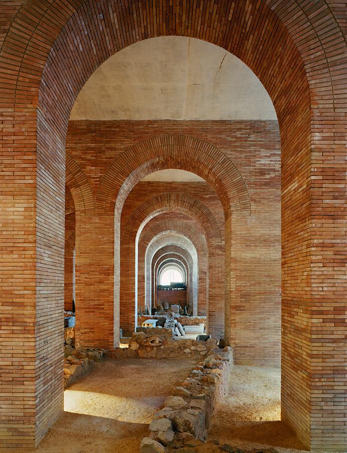 NATIONAL MUSEUM OF ROMAN ART – Rafael Moneo Arquitecto