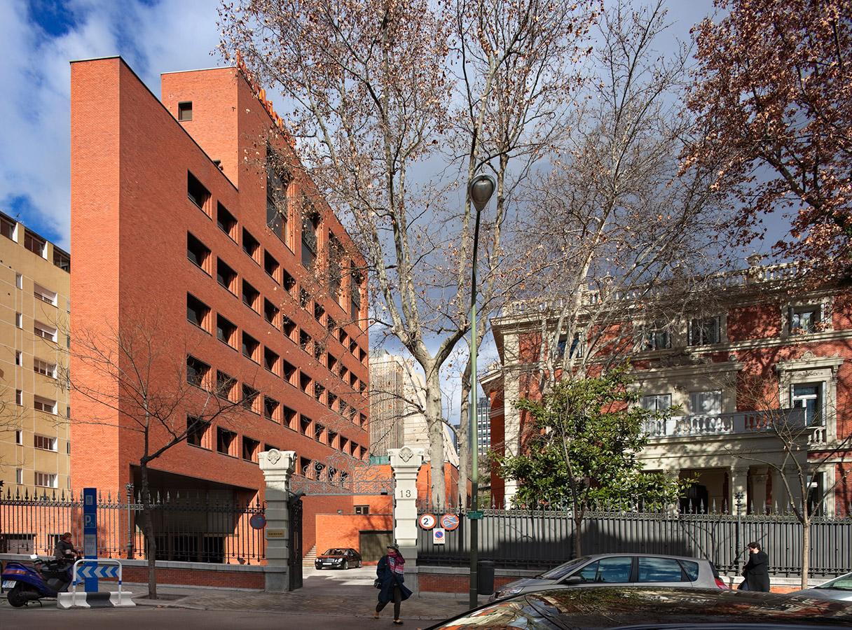 SEDE DE BANKINTER – Rafael Moneo Arquitecto